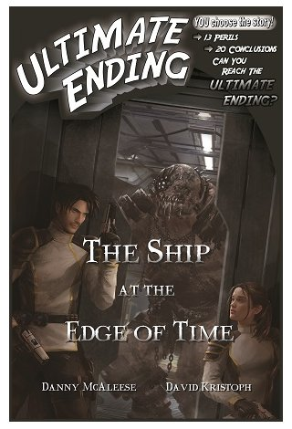 UE3 - The Ship at the Edge of TIme