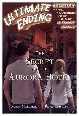UE5 - The Secret of the Aurora Hotel