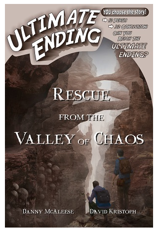 UE9 - Rescue From the Valley of Chaos